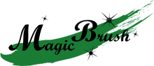 Логотип Magic Brush