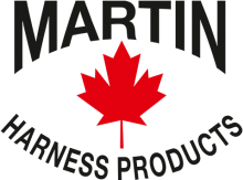 Логотип Aaron Martin Harness