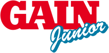 Логотип Gain Junior