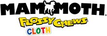 Логотип Mammoth Flossy Chews Cloth
