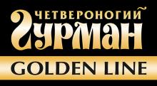 Логотип Четвероногий гурман Golden line
