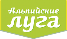 Логотип Альпийские луга