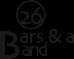 Логотип 26 Bars & a Band