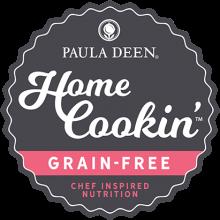 Логотип Paula Deen Home Cookin' Grain Free