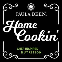 Логотип Paula Deen Home Cookin'