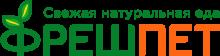 Логотип Фреш Пет