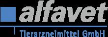 Логотип Alfavet