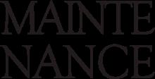Логотип Maintenance
