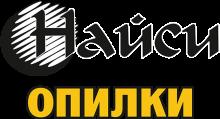 Логотип Найси Опилки