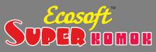 Логотип Экософт Супер Комок
