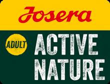Логотип Josera Adult Active Nature