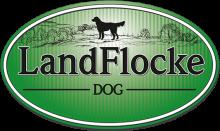 Логотип LandFlocke Dog