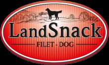 Логотип LandSnack Filet-Dog