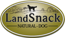 Логотип LandSnack Natural-Dog