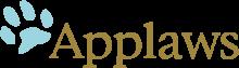 Логотип Applaws