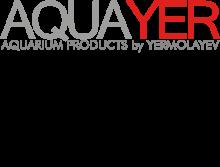 Логотип AQUAYER pH/KH Минус