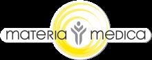 Логотип Materia Medica