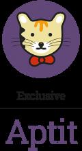 Логотип Aptit Exclusive