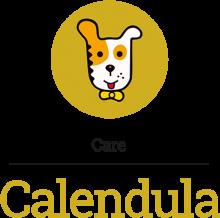 Логотип Calendula Care