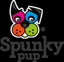 Логотип Spunky Pup