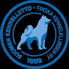 Логотип Suomen Kennelliitto