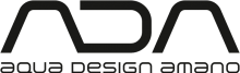 Логотип Aqua Design Amano (ADA)