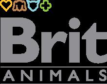 Логотип Brit Animals