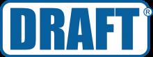 Логотип Draft