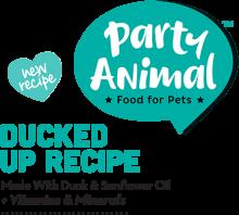 Логотип Party Animal Ducked Up Recipe