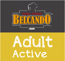 Логотип Belcando Adult Active