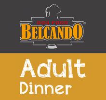 Логотип Belcando Adult Dinner