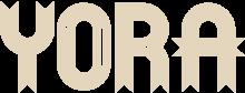Логотип Yora