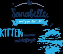 Логотип Sanabelle Kitten Mit Geblugel