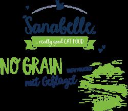Логотип Sanabelle No Grain Mit Geblugel