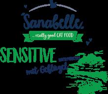 Логотип Sanabelle Sensitive Mit Geblugel
