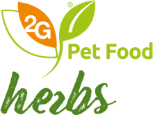 Логотип 2G Pet Food Herbs