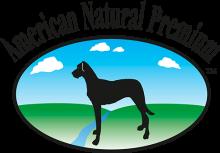 Логотип American Natural Premium
