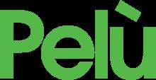 Логотип Pelu