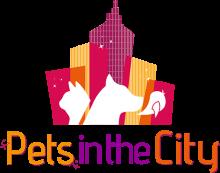 Логотип Pets In The City
