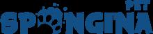 Логотип Spongina Pet