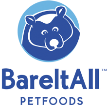 Логотип BareItAll Pet Foods
