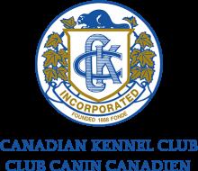 Логотип Canadian Kennel Club
