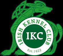 Логотип Irish Kennel Club