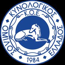 Логотип The Kennel Club of Greece