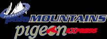 Логотип Pala Mountains Pigeon Express