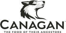 Логотип Canagan Dog