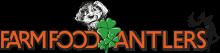 Логотип Farm Food Antlers