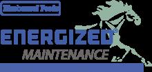 Логотип Bluebonnet Feeds Energized Maintenance