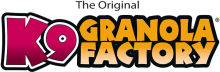 Логотип K9 Granola Factory