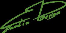 Логотип Баутин - Дизайн